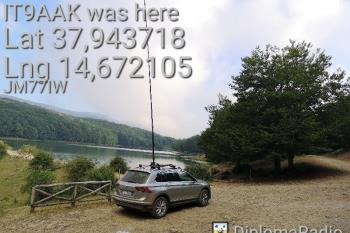 IT9-040 by IT9AAK - 2019 - Lago Biviere (ME)