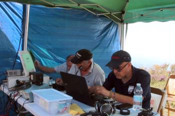 Contest Field Day Sicilia VHF